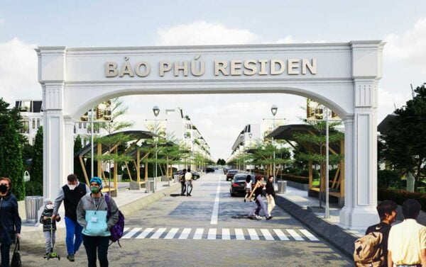 Bảo Phú Residence - Featured Image