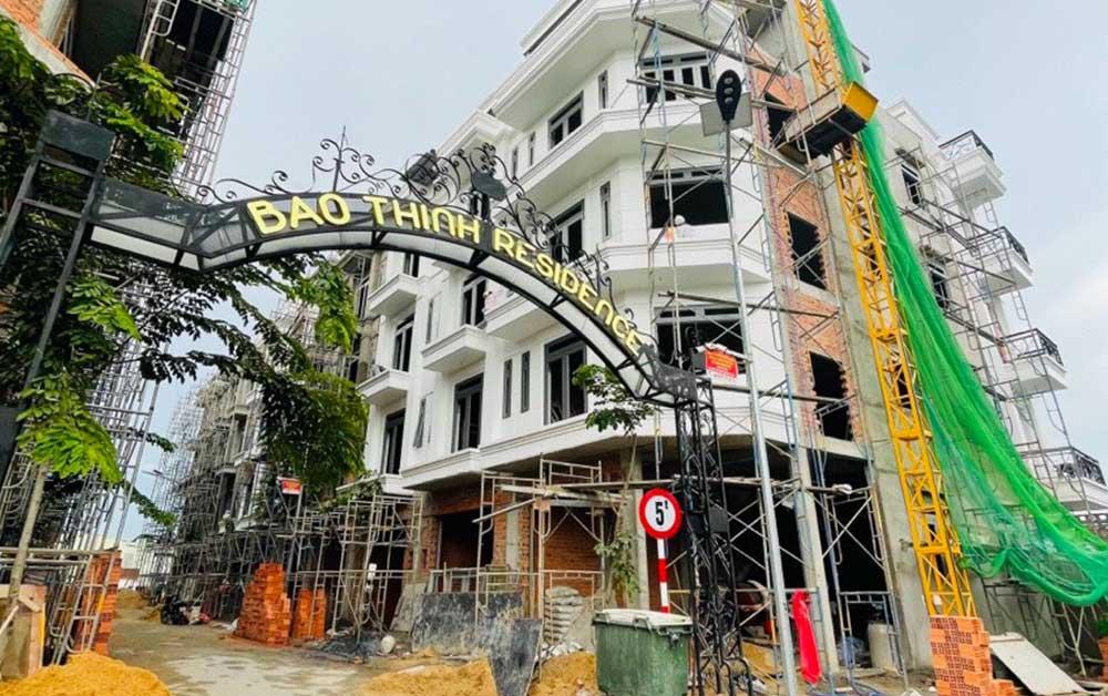 Khu dân cư Bảo Thịnh Residence