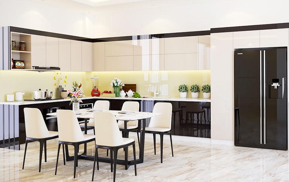 Làm lại bếp có thể tăng giá trị căn nhà nhanh chóng