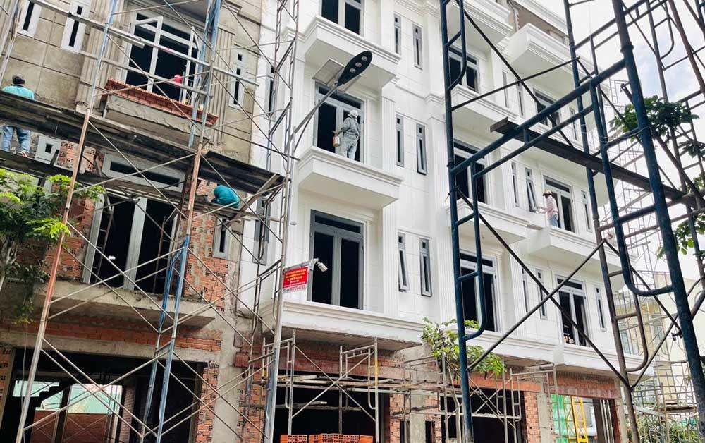 Tiến độ dự án Bảo Thịnh Residence 7/2021