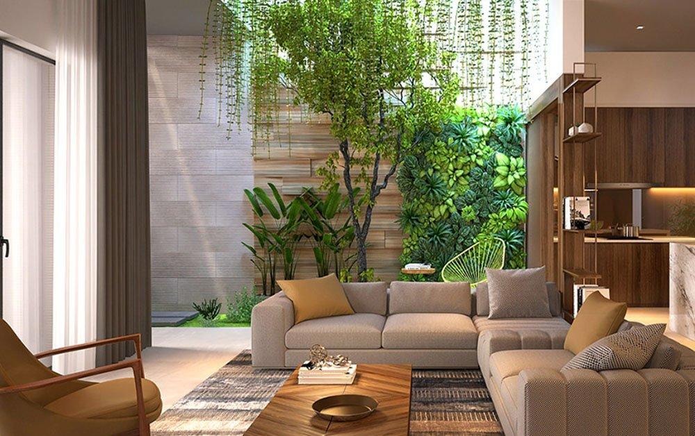 Đưa thiên nhiên vào ngôi nhà của bạn