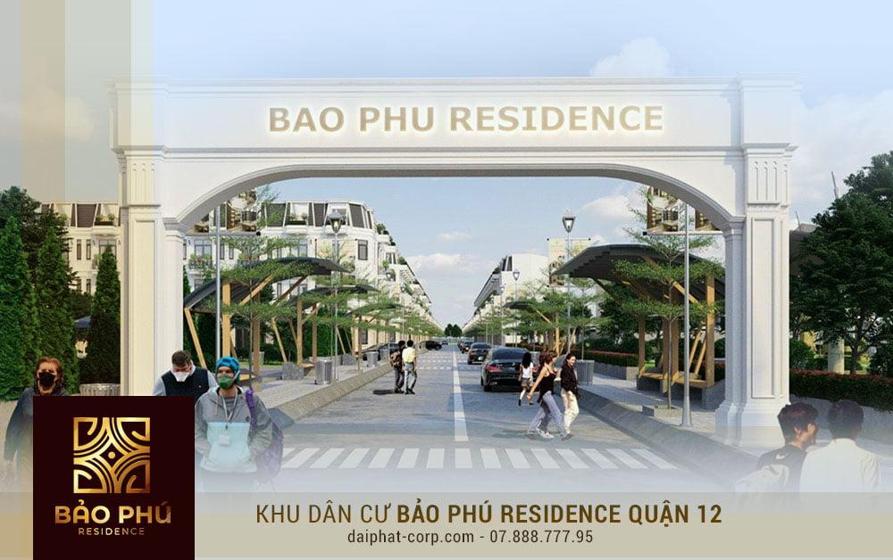 Khu dân cư Bảo Phú Residence Quận 12