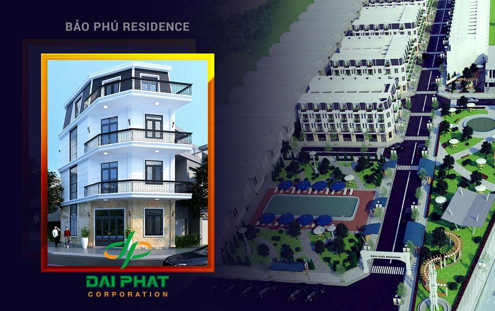 Đại Phát Corp giới thiệu dự án Bảo Phú Residence