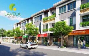 Dự án nhà phố Lavela Garden Bình Dương