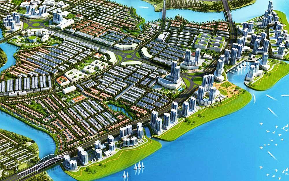 Khu đô thị Izumi City - Nam Long