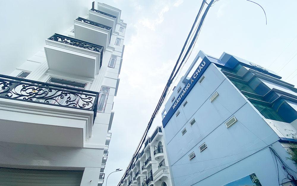 Mặt bằng kinh doanh tại Quận Tân Phú