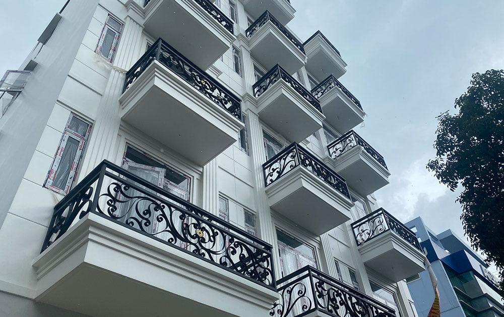 Nhà phố Bảo Sơn tại Tân Phú